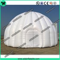 China Inflatable Shell Tent, Outdoor Inflatable Tunnel Tent, Inflatable Tents Igloo Booth wholesale