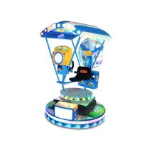 China Video Ride Swing Kiddie Ride Driving Game Machine For Amusement Park wholesale