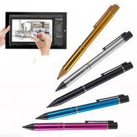 China Active Capacitive Touch Screen Pen Stylus With 2.3mm Thin Tip Built - In Battery wholesale