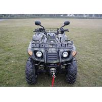 China Off Road Utility Vehicles ATV 400cc Quad Bike Large Engine with 30 degree Climbing ability on sale