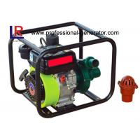 China 6HP Diesel Engine Recoil Start Centrifugal Water Pump for Agricultural Irrigation wholesale