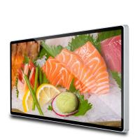 China Indoor Dust Proof  Wall Mounted Digital Signage  Lcd Menu Board For Restaurant wholesale