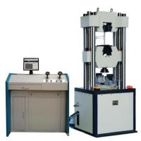 China WEW-600B Universal Tensile Strength Tester , Computer Screen Strength Testing Machine wholesale