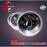 China Vitrified Bond Diamond Grinding Wheel Cup Grinding Wheel for Machining PCD/PCBN Tools alan.wang@moresuperhard.com wholesale