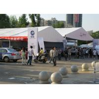 China PVC Soft Wall Exhibition Shelter Large A Frame Tent 12m X 15m Modular Frame wholesale