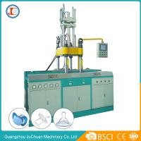Baby Nipple Liquid Silicone Injection Molding Machine Save Raw Rubber Material