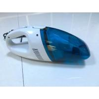 China DC12V ABS 60W Blue Portable Car Vacuum Cleaner Ultra Fine Air Filter wholesale