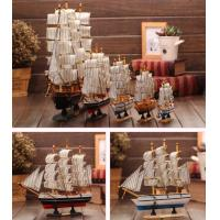 Quality sailing ship craftwork Decoration for sale