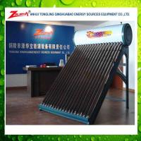China solar hot water on sale