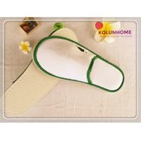 Quality HOT SALE Polyester Velour Wholesale hotel slipper woman slipper for sale