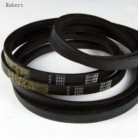 China High Temperature Rubber V Timing Belts , Power Transmission Machine Drive Belts wholesale