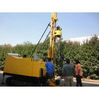 China Hydraulic Exploration Core Sample Drill Rig Geological Exploration Long Feeding wholesale