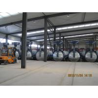 China Automatic Concrete Autoclave / AAC Block Plant For Wood Industrial , Φ2.5 × 31m wholesale