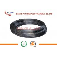 China Stainless Steel Fecral Alloy Wire 0.7mm 0.9mm 1.0mm With Electric Resistance wholesale