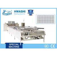 China High Efficiency 12 Heads Wire Mesh Welding Machine Full Automatic on sale