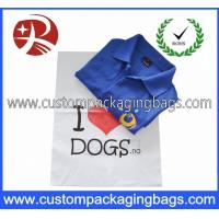 China Recyclable Die Cut Handle Plastic Eco Shopping Bags With Logo wholesale