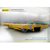 China Customized DC Power Rail Transfer Cart With Pandent And Remote Controller wholesale