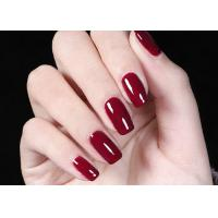 China Fast Delivery Cheap Low Price Long Lasting Soak Off UV LED Lamp Pure Color Gel Polish on sale