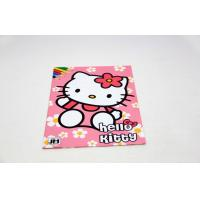 China Hello Kitty Nontoxic Saddle Stitch Book Printing And Binding for Student on sale