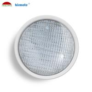 China 18W 12V AC/DC Par 56 LED Pool Light SS316 Screw Terminal Base SS316L PC Cover wholesale