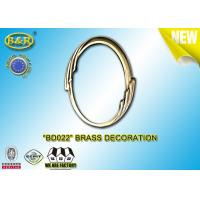 China No BD022 Brass Decoration Tombstone Frame Material Copper Alloy Size 11*15cm wholesale