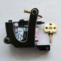 China carbon steel Permanent color tattoo machine for shading wholesale