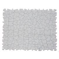 China OEM Personalised Jigsaw Puzzle , Suede Surface Jigsaw Puzzles For Adults wholesale