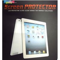 China Wear Resisting 7 inch Tablet Protective Film, PET LCD Protection Paster, Screen Protector wholesale