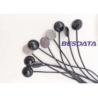 Quality Silver / silver Chloride EEG Electrodes And Cables , Healthcare EEG Examination for sale