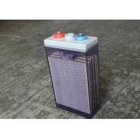 China Transparent Sealed F12 2 volt 300ah Tubular Plate Battery For Power Plant on sale