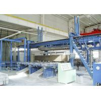 China Automatic Aerated Concrete Block Making Machine With400000m3 / Year wholesale