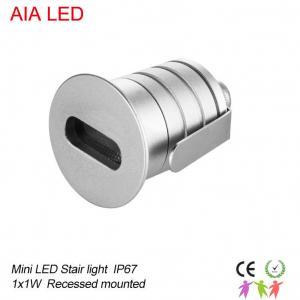 China CREE LED 3W exterior IP67 mini LED spot light/LED stair light /led inground lamp for villa wholesale