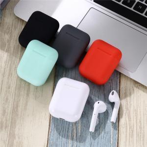 China Bluetooth Earphones,True Wireless Headphones Blutooth 5.0 TWS in-Ear Earbuds on sale