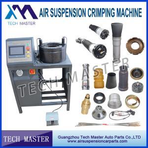 China Manual Hydraulic Hose Crimping Machine Tool , Audi Air Suspension Shock Crimping Machine wholesale