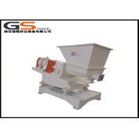 China Kneader Conical Twin Screw Force Feeder Extruder For PE PP Film Pelletizing Recycling Plant wholesale