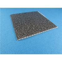 China Easy Installation Dark Color Pvc Wall Panels PVC Wall Tiles For Home Decoration wholesale