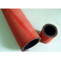 China Wire Braid High Pressure Rubber Hose Rubber 1 For Liquid Conveying on sale