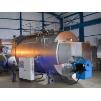 China 10 Ton Wood Gas Fired Steam Boiler Heating System / Electric Steam Boiler 50Hz wholesale