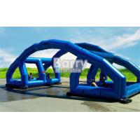 China Sport Inflatable Interactive Games Water Balloon Battle 4 - Players For Kids Play wholesale