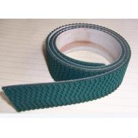 China Industrial Blue Wavy Grass PVC Conveyor Belt Green Conveyor Belt For Airport Baggage wholesale