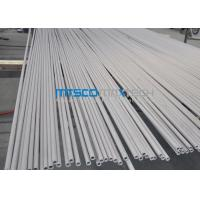 China ASTM A249 TP304 / S30400 ERW Straight welded steel pipe For Heat Exchanger wholesale