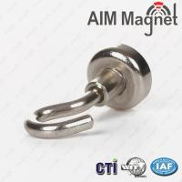 China Strong Magnetic Force Metal Hooks wholesale