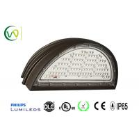 China Dark Bronze / White Led Exterior Wall Pack , Precision Die Cast Aluminum Housing for USA market wholesale