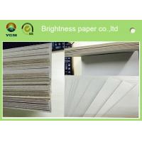 China Full Gsm Grey Chipboard Sheets For Crafting Good Thickness Mixed Pulp Style wholesale