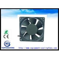 China AC 9225 Explosion Proof Exhaust Fan / Metal High Speed  Brushless Cooling Fans 92mm X 92mm X 25 mm wholesale