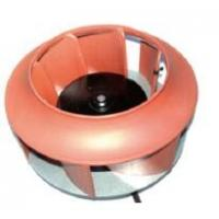 China 133mm X 91mm DC Centrifugal Fan With Backward Curved Impellers For Ventilation wholesale