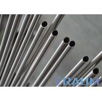 China Cold Rolled Nickel Alloy Tube Bright Annealing Or Pickling , 100 % PMI Test wholesale
