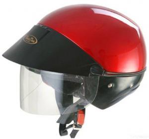 Standards Open Face Motorcycle Helmet (eec/dot)