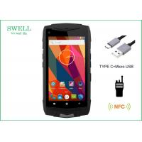 China Rugged 5inch 4G LTE NFC MTK6735 Military Spec Smartphone Android 7.0os wholesale