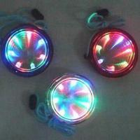 China Flashing Time Tunnel Necklace, Available in Various Luminescence Colors wholesale